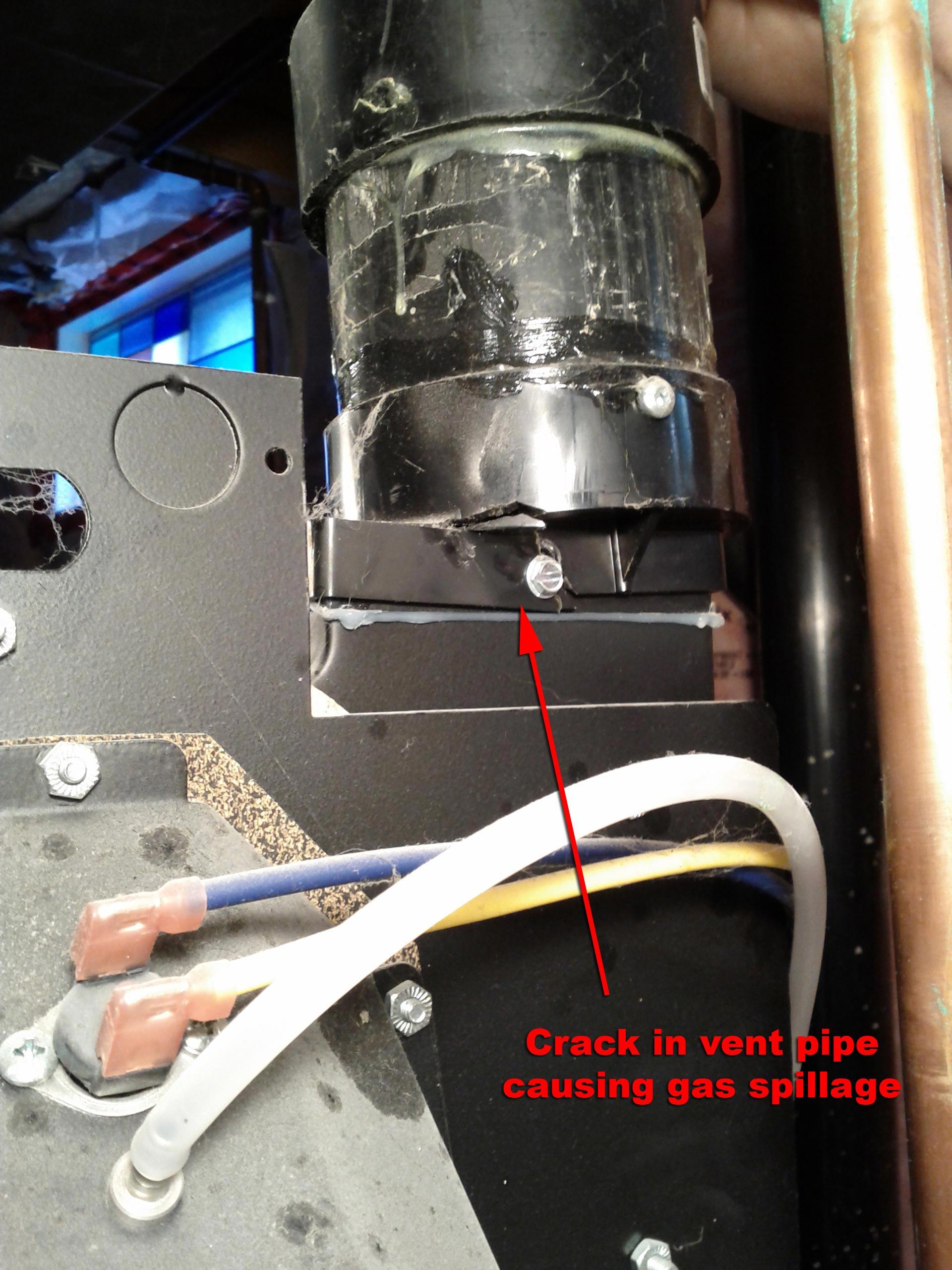 Heater Vent Repair